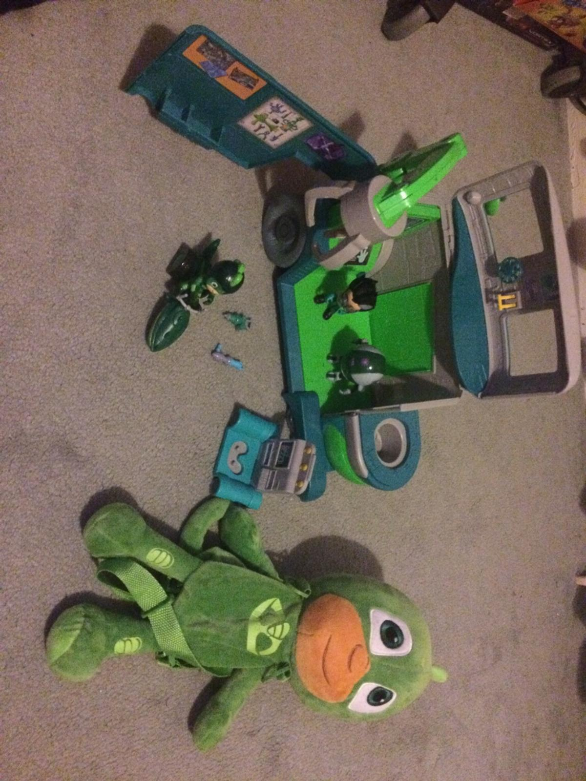 Bundle of PJ mask all in excellent working condition £10 for all no separating. Collection only