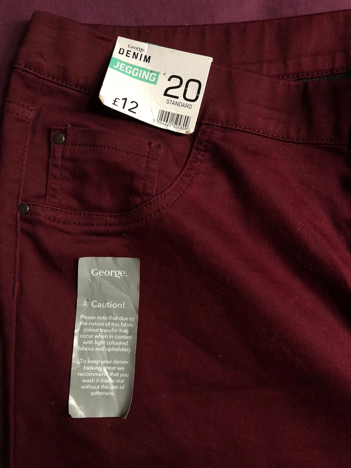 Size 20 jeggings, brand new with tags.