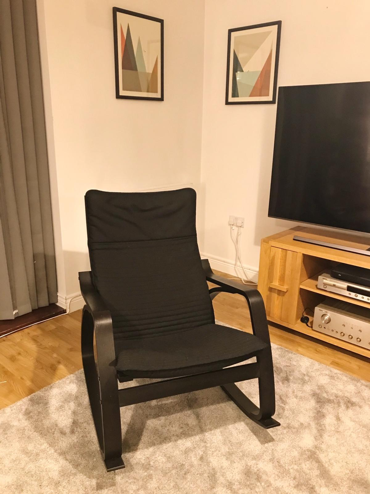 Rocking POANG chair bought 8 months ago. Relocating hence the selling. Good condition.  ✨ Please Check For Our Other Items ✨