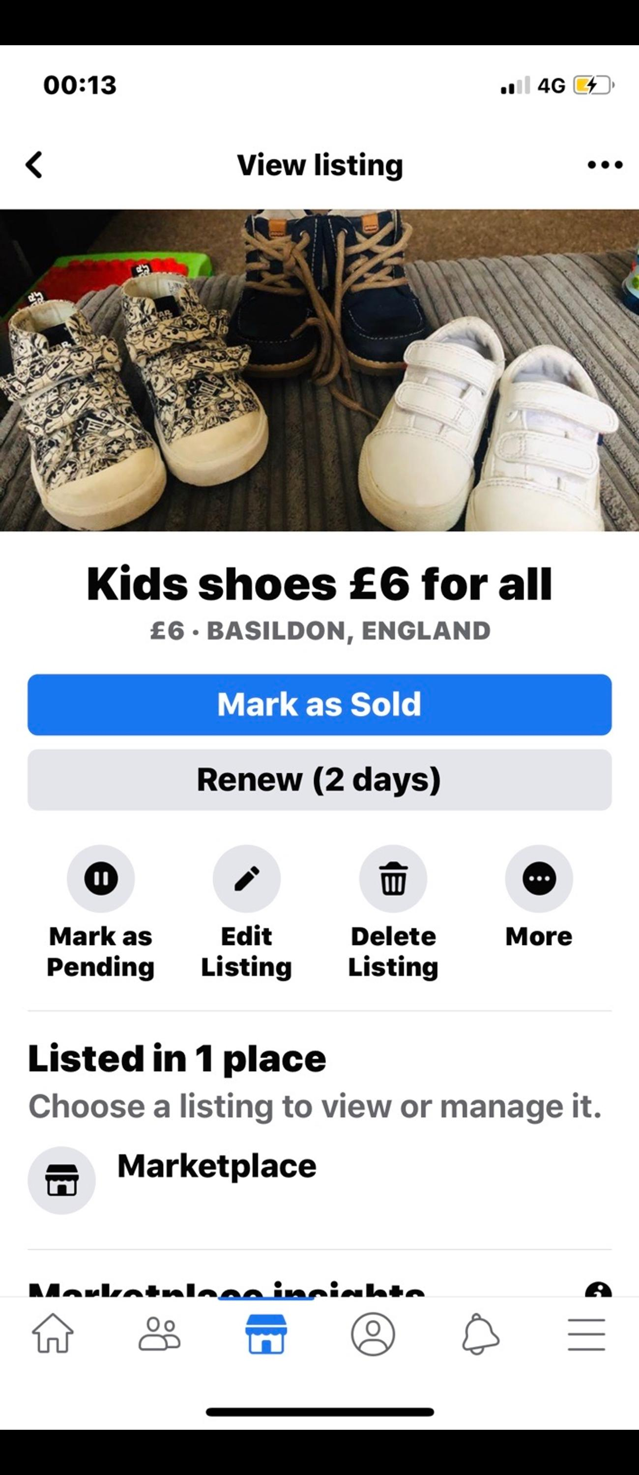 Size 4 to 5 1/2 all from clarks and next good condition.