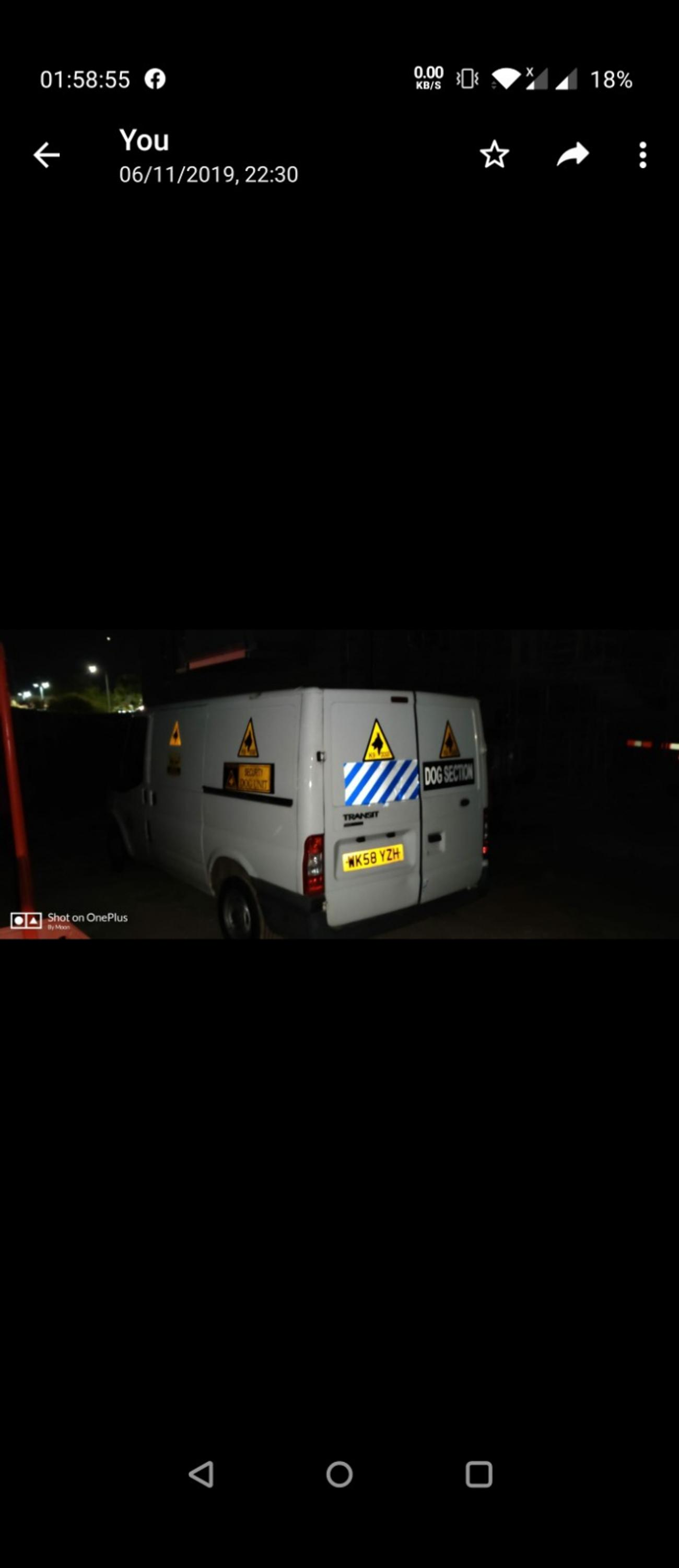 dog security van good van never let me down mot is expr will get mot done if any one interested please get in touch thanks