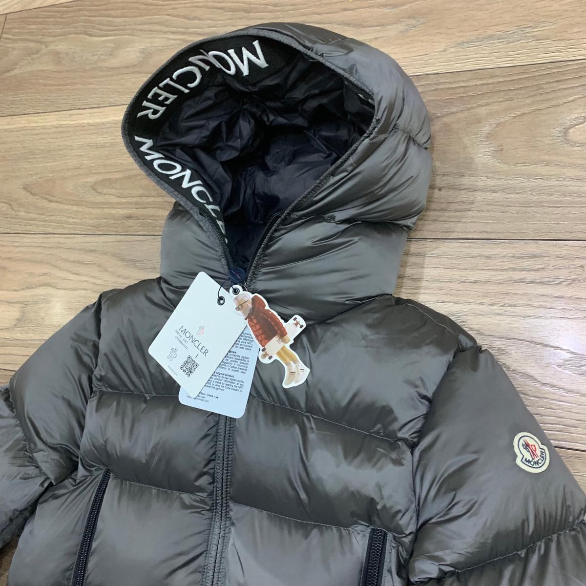 Moncler Men's Jacket Brand New with Tags Size 3 - Fits Large RRP £1250  This is 1:1 - Perfect Condition  Paid £350 on eBay but would just like a quick sale.  Any queries please message me.