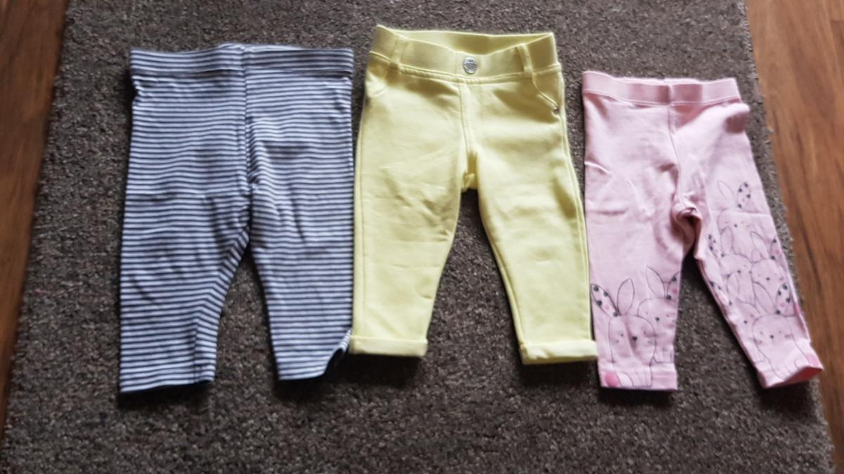 All 3- 6 months Excellent condition-washed Pet and smoke free home Collection B13