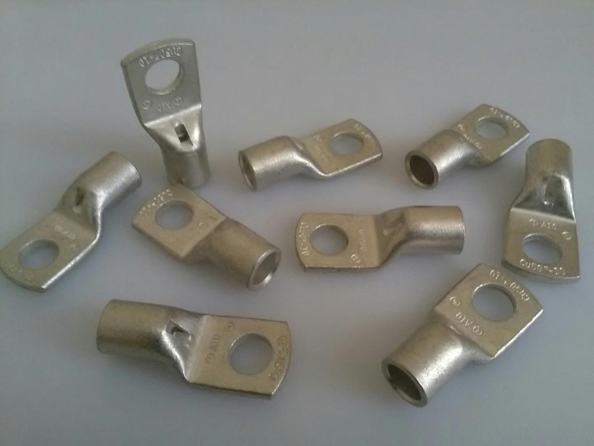 10 X 50mm Electrical Lugs Anfield