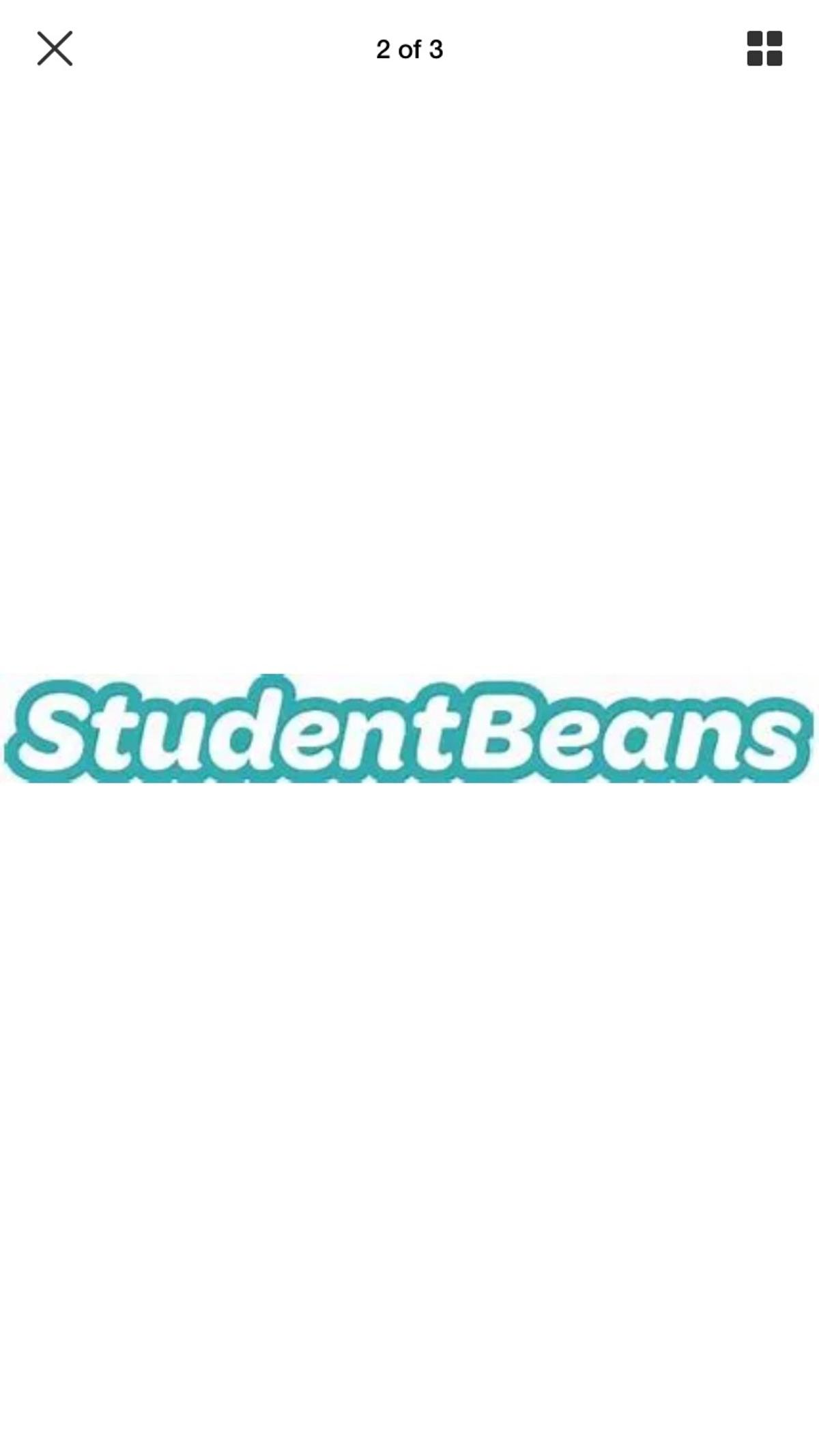 Alérgico Sinewi apretón  Any Unidays or student beans discount codes in SM4 London for £0.99 for  sale | Shpock