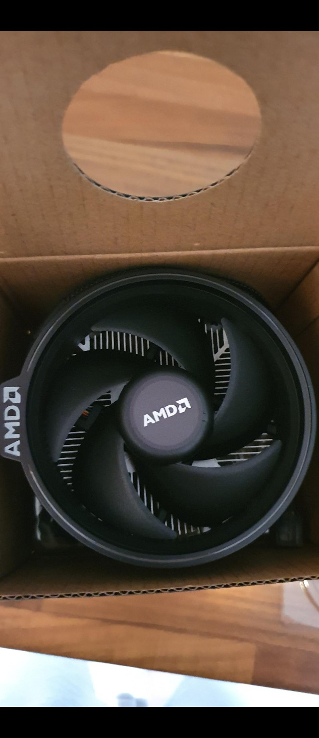 Amd Wraith Spire Rgb Stock Cooler Am4 In North West Leicestershire For 10 00 For Sale Shpock