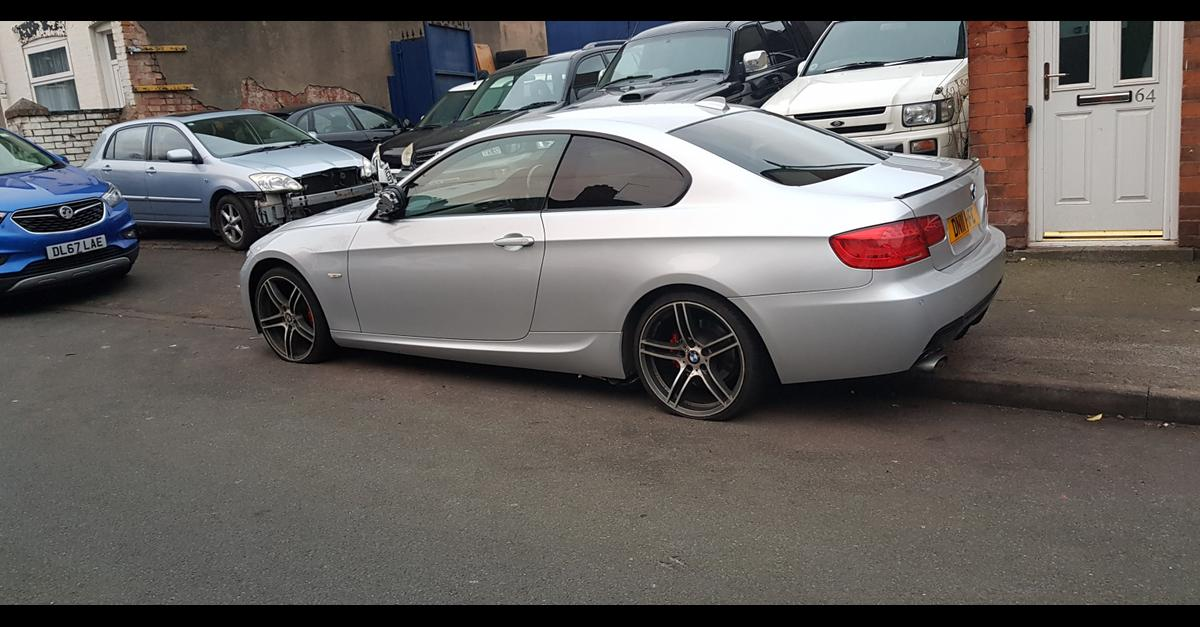 Bmw 19 313 2x Alloy Wheels M Sport E92 E93 In B11 Birmingham For 150 00 For Sale Shpock
