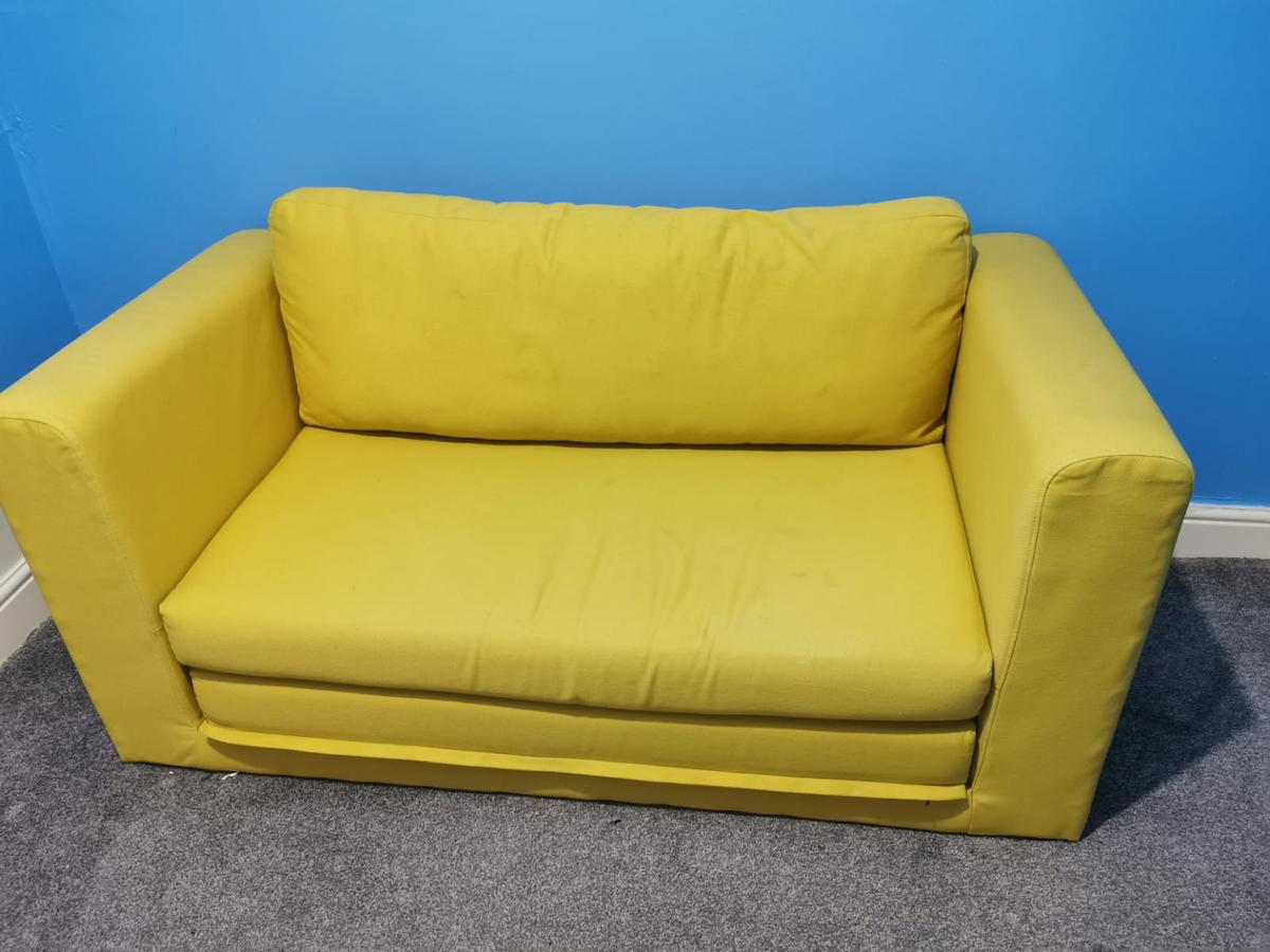 Askeby 2 Seat Sofa Bed From Ikea In