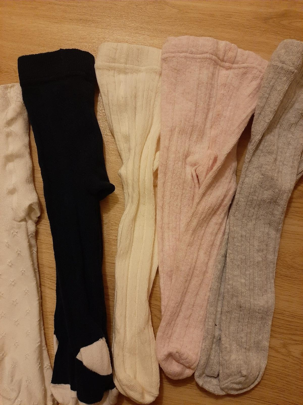 3-6 Month baby girls tights bundle  8 x pairs of tights. some never used.  Collection from tw14 or post at extra cost from a smoke and pet free home  see other items for more clothing