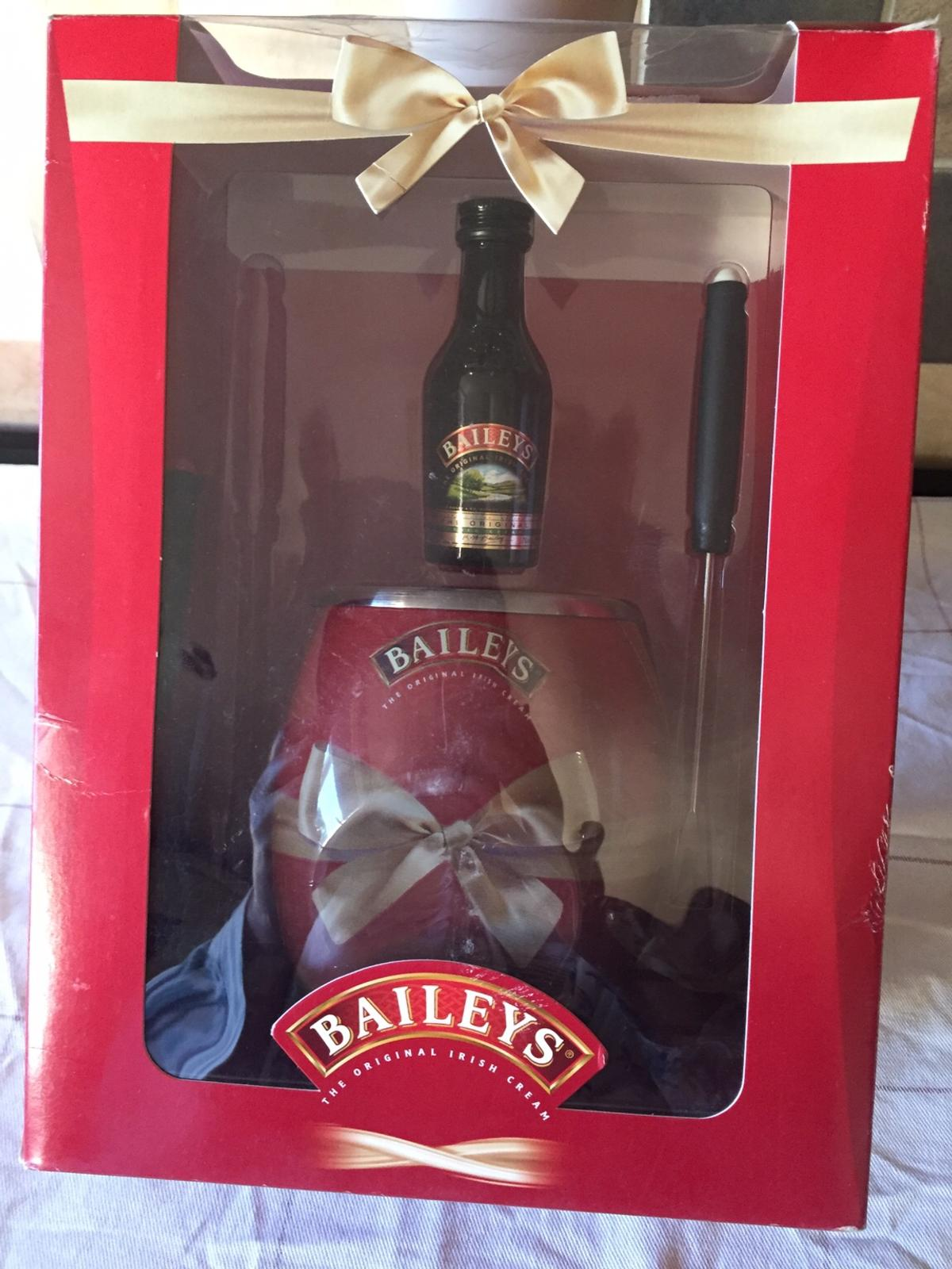 Unused and unwanted gift. For all you Baileys fans.