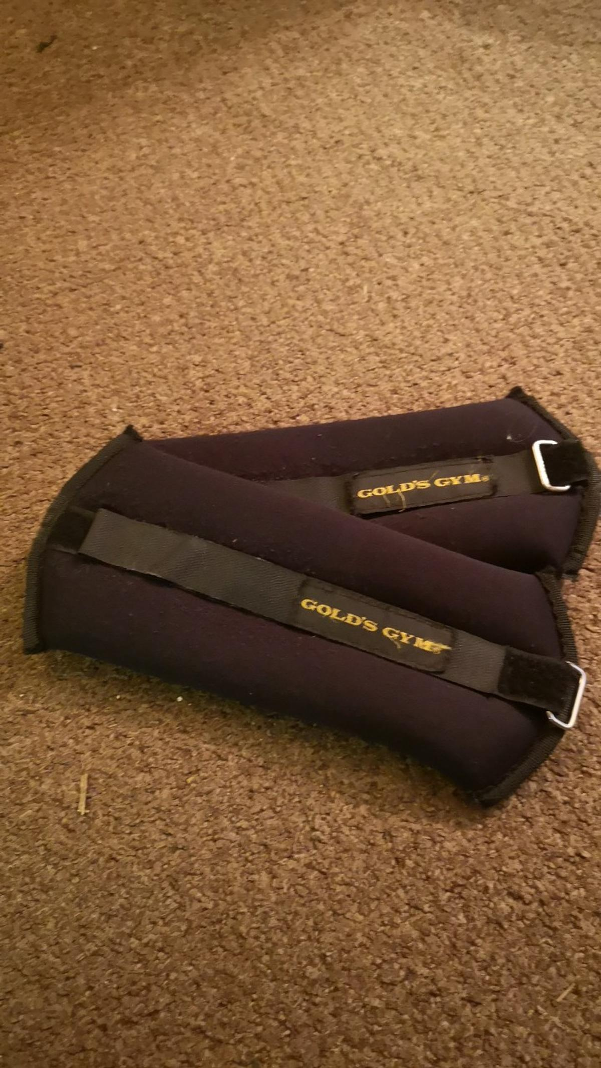 2lb ankle weights. Good condition