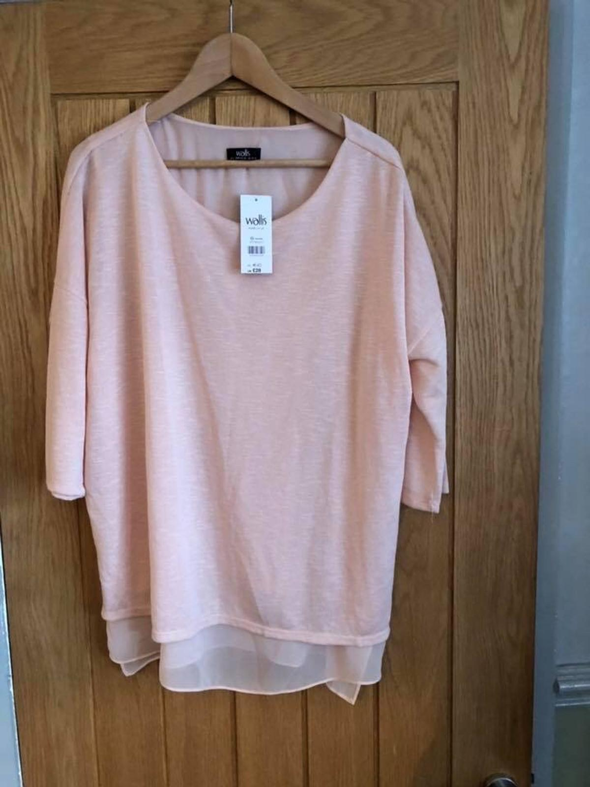 Ladies top Wallis Size large New with tags £6