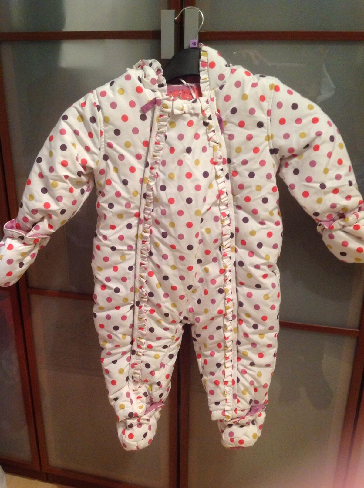Brand new polkadot with price tag