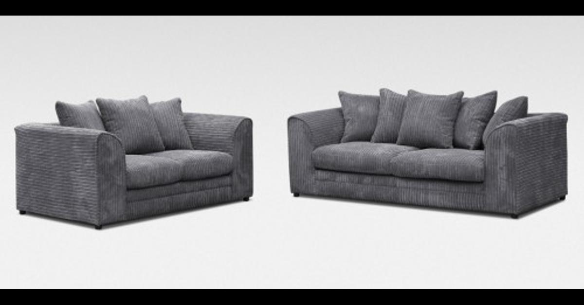 Jumbo Cord Brand New Packed Sofa Sets In B69 Sandwell For 249 00