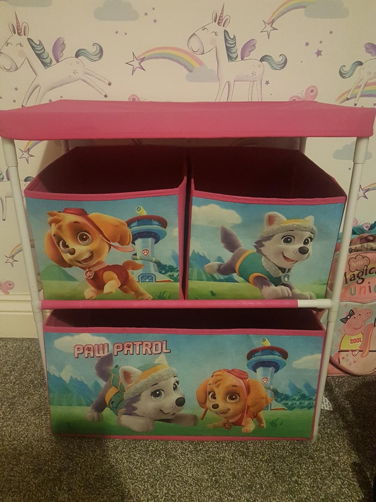 good condition cabinet for kids.
