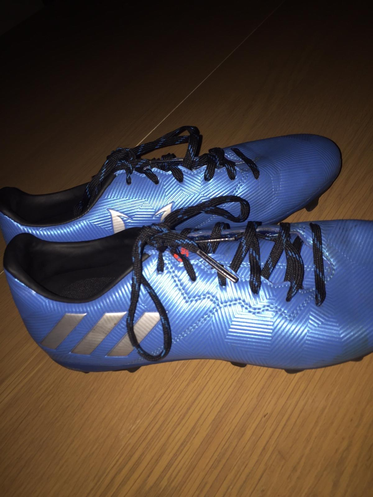 the best delicate colors exclusive deals Adidas Messi 16.4 Astro turf football boots in BB4 Rossendale for ...