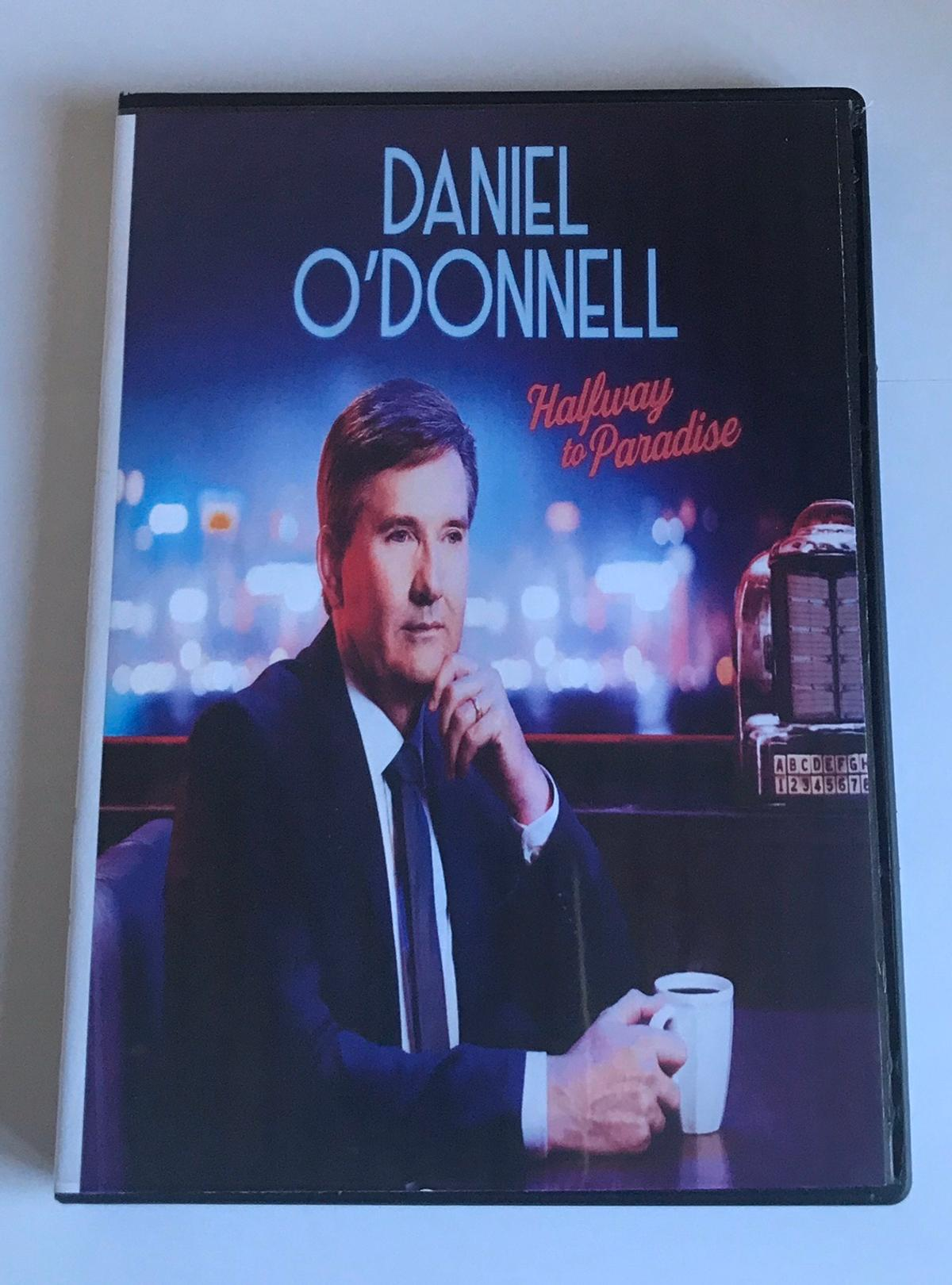 Daniel o'donnell halfway to paradise 3xcd box set Postage available