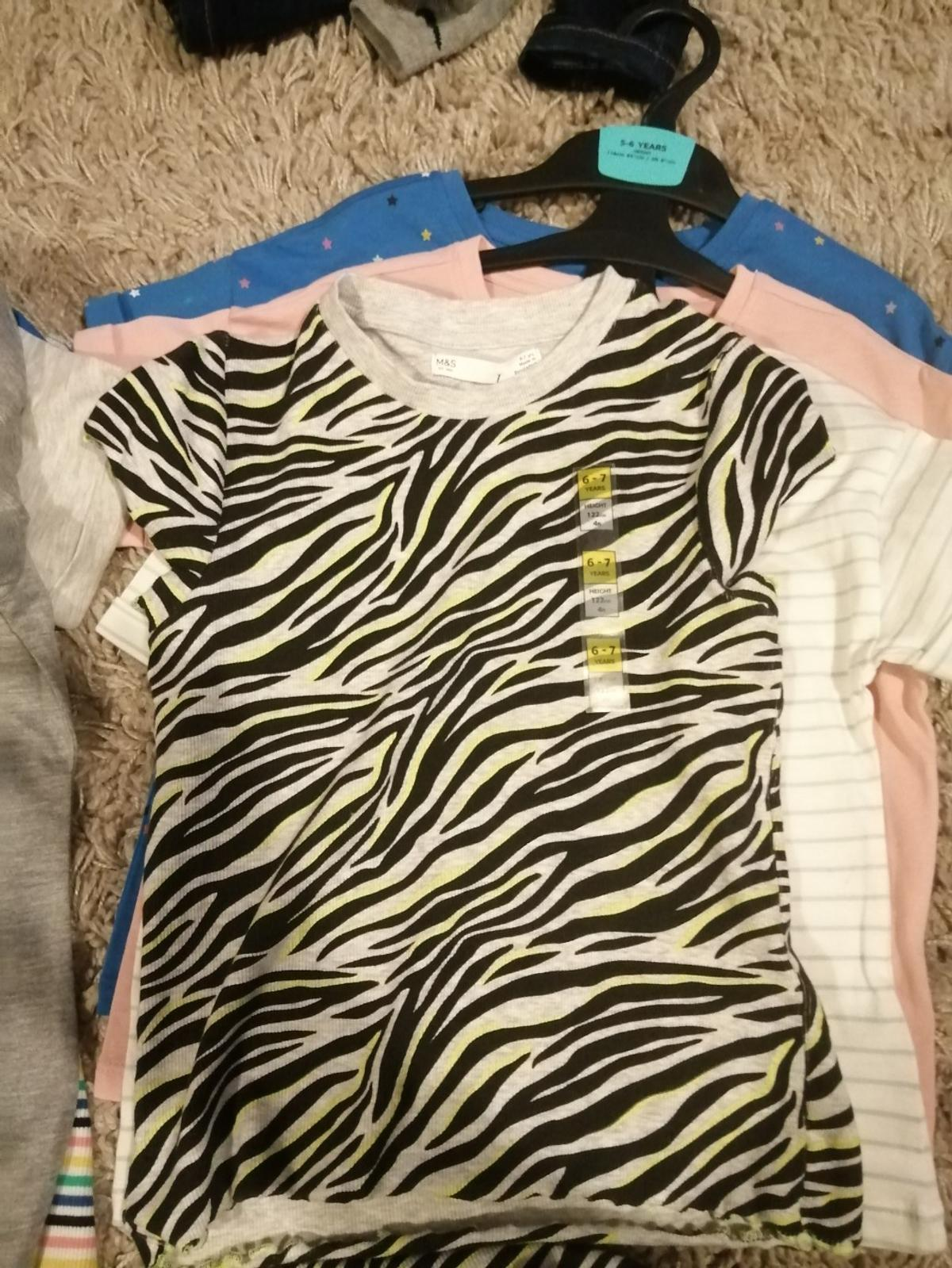 Girls clothes ages all diff age and prices all new with tags