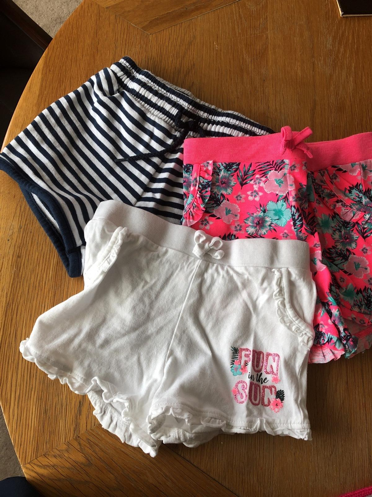 Size 4-5 girls shorts No offers please