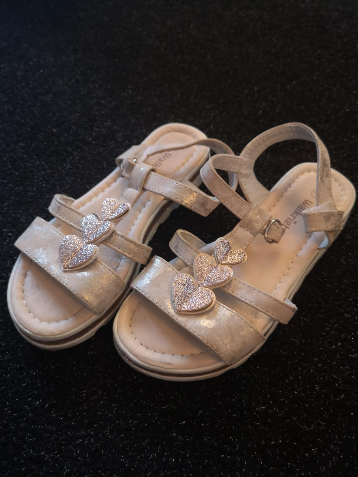 very very good condition as we're always a little to small for my girls feet.  collection from Bromsgrove