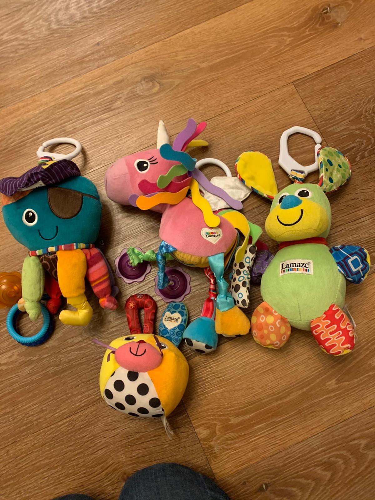 Lamaze Toy Bundle In Cv34 Warwick For 20 00 For Sale Shpock
