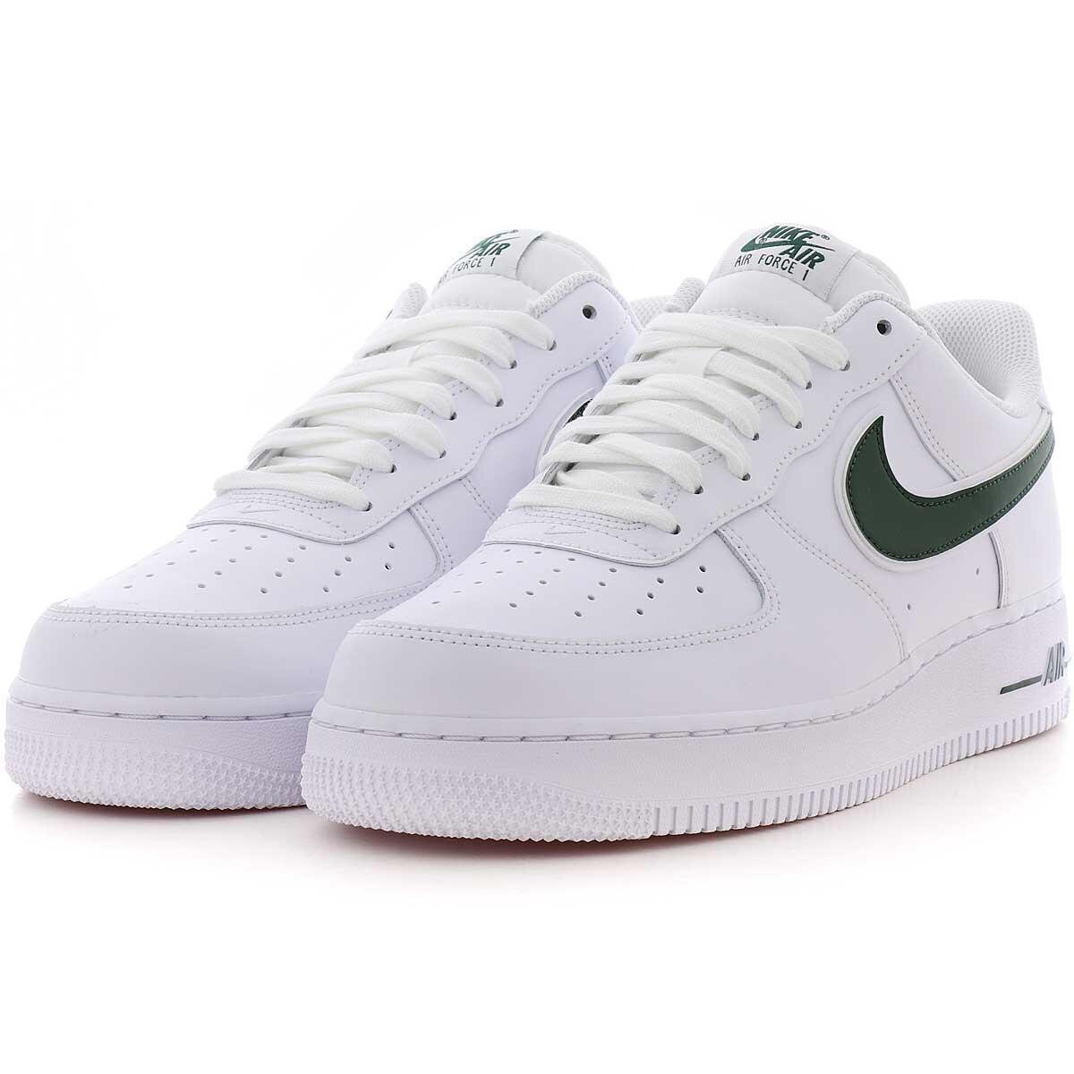 air force 1 green tick