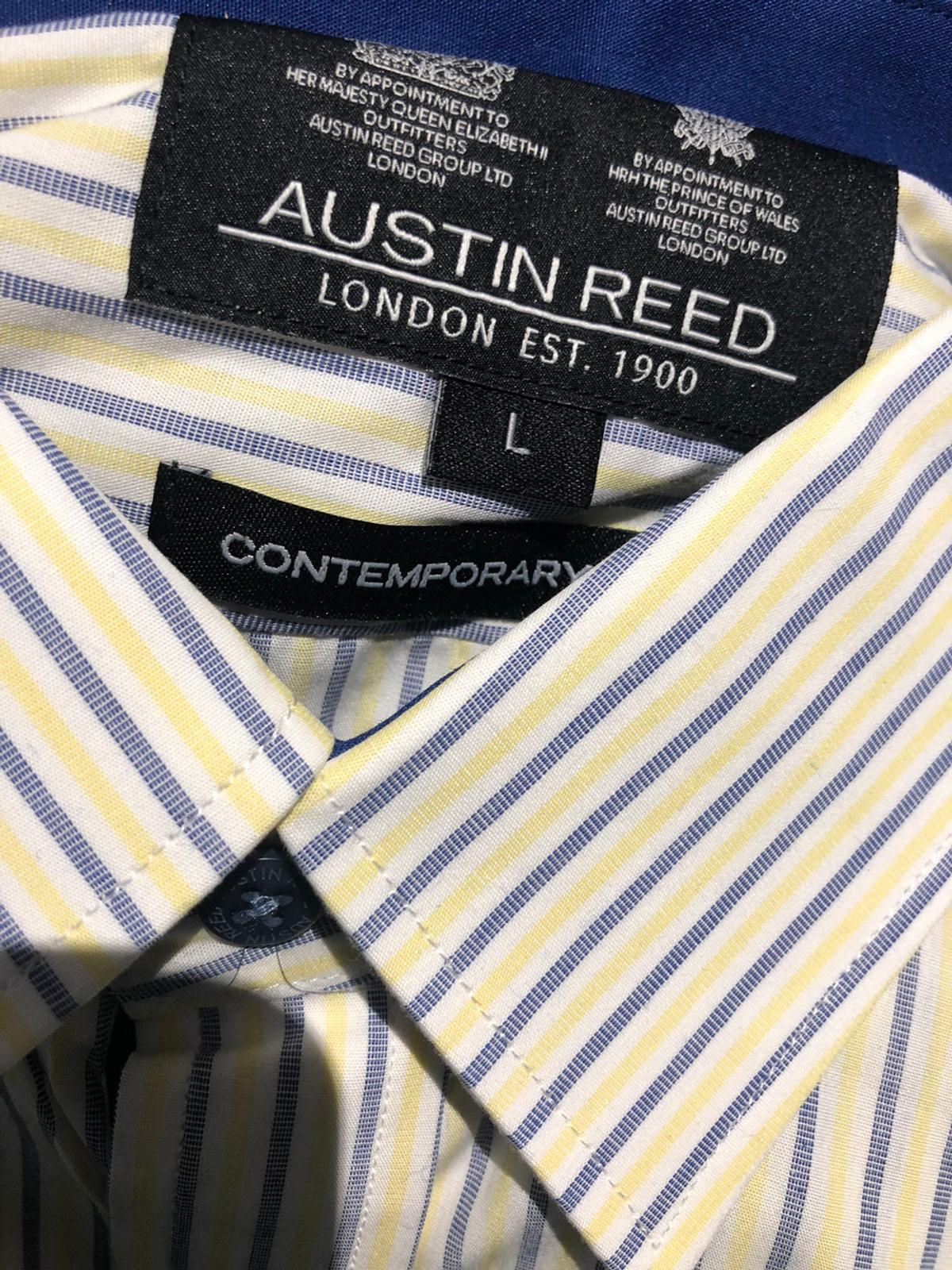 Austin Reed Short Sleeve Shirt Size L Mens In E16 Newham For 10 00 For Sale Shpock