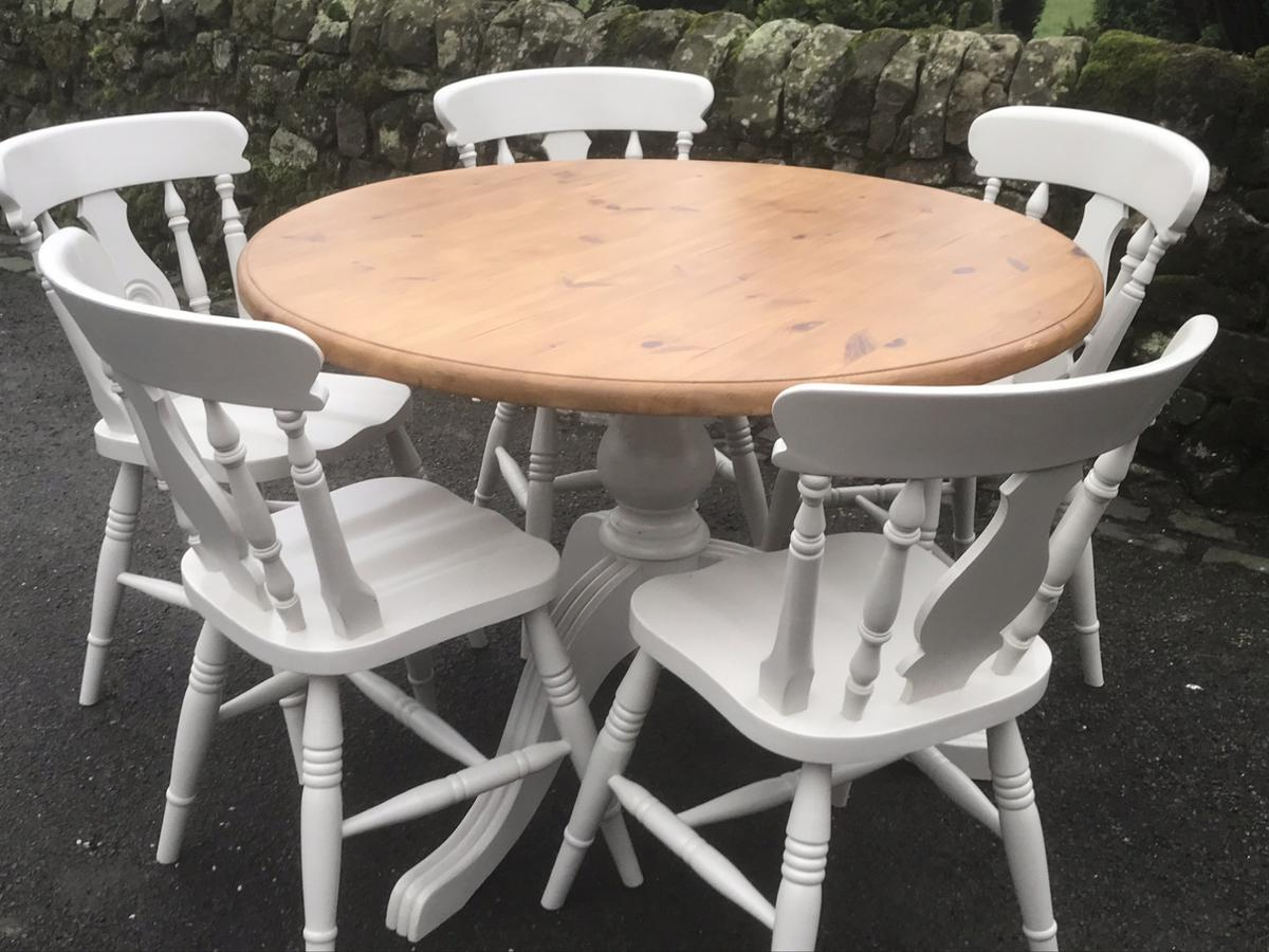 Dining Table Chairs In Staffordshire
