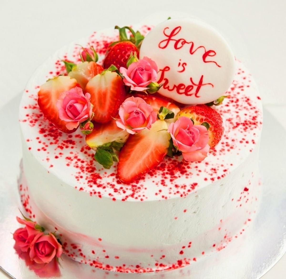 Astounding Ordering Cakes Valentines Day And Birthday In Ig10 Forest For Birthday Cards Printable Riciscafe Filternl