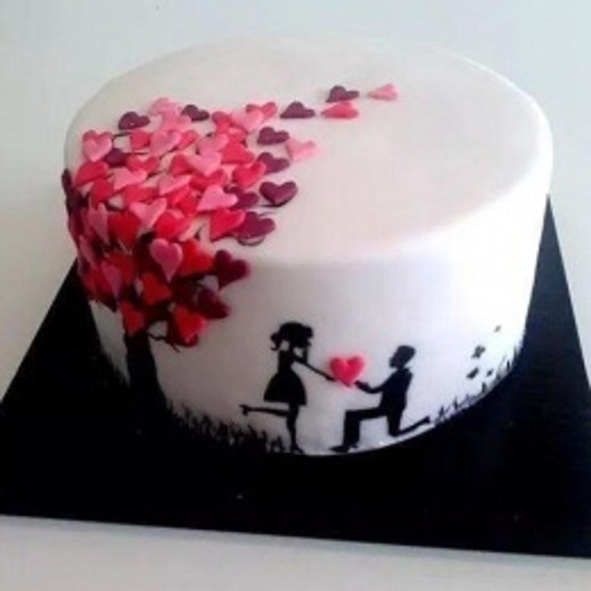 Cool Ordering Cakes Valentines Day And Birthday In Ig10 Forest For Birthday Cards Printable Riciscafe Filternl