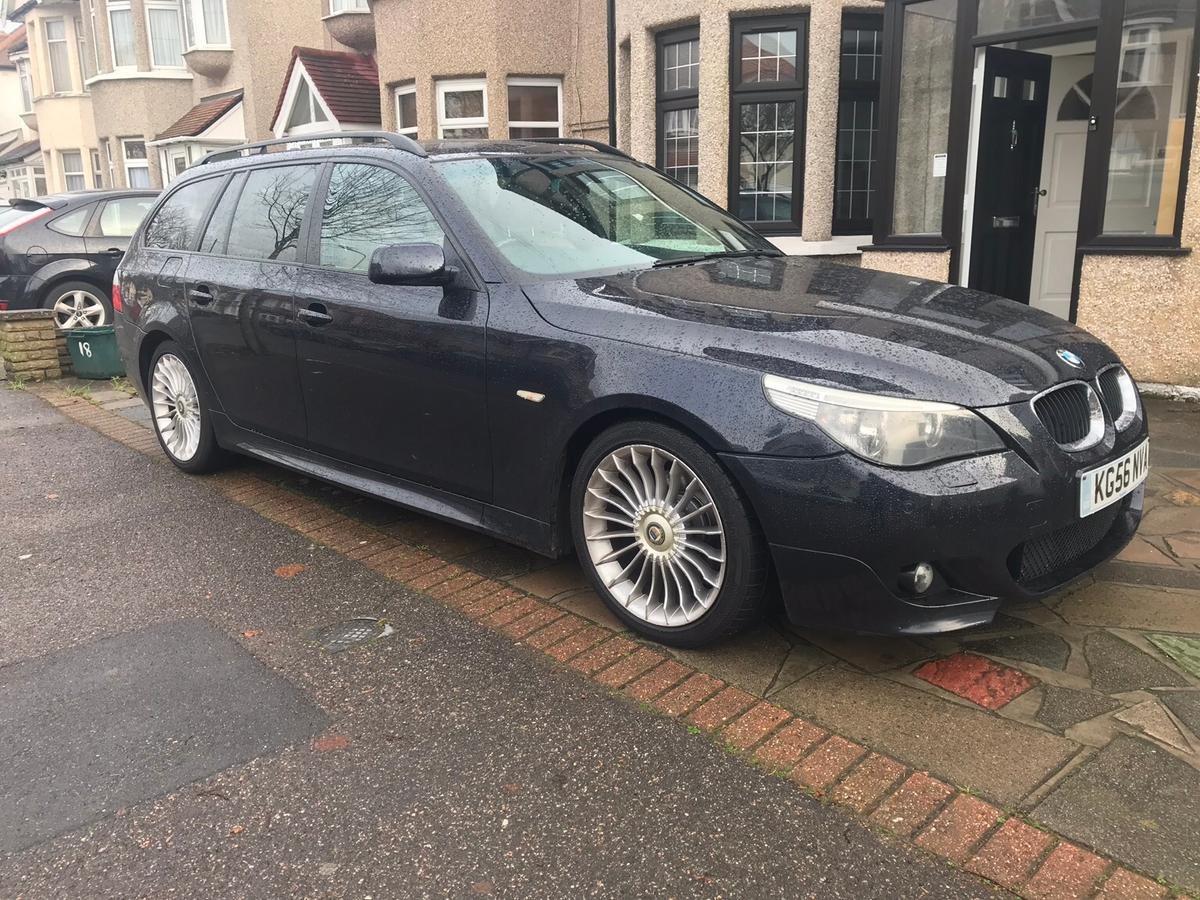 Bmw 520d M Sport In E12 London For 3 000 00 For Sale Shpock