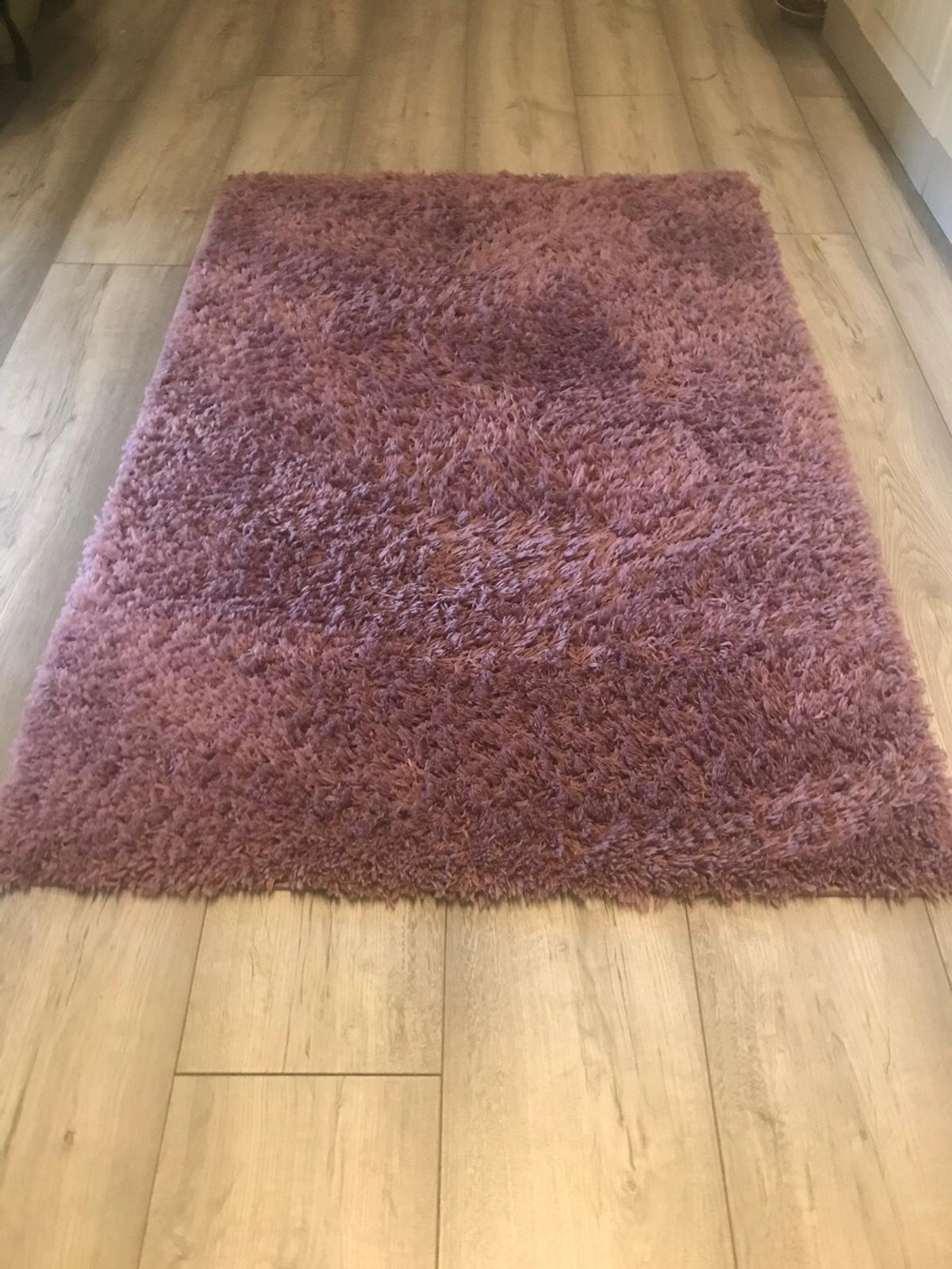 Lilac Mauve Rug From Next In Kt20