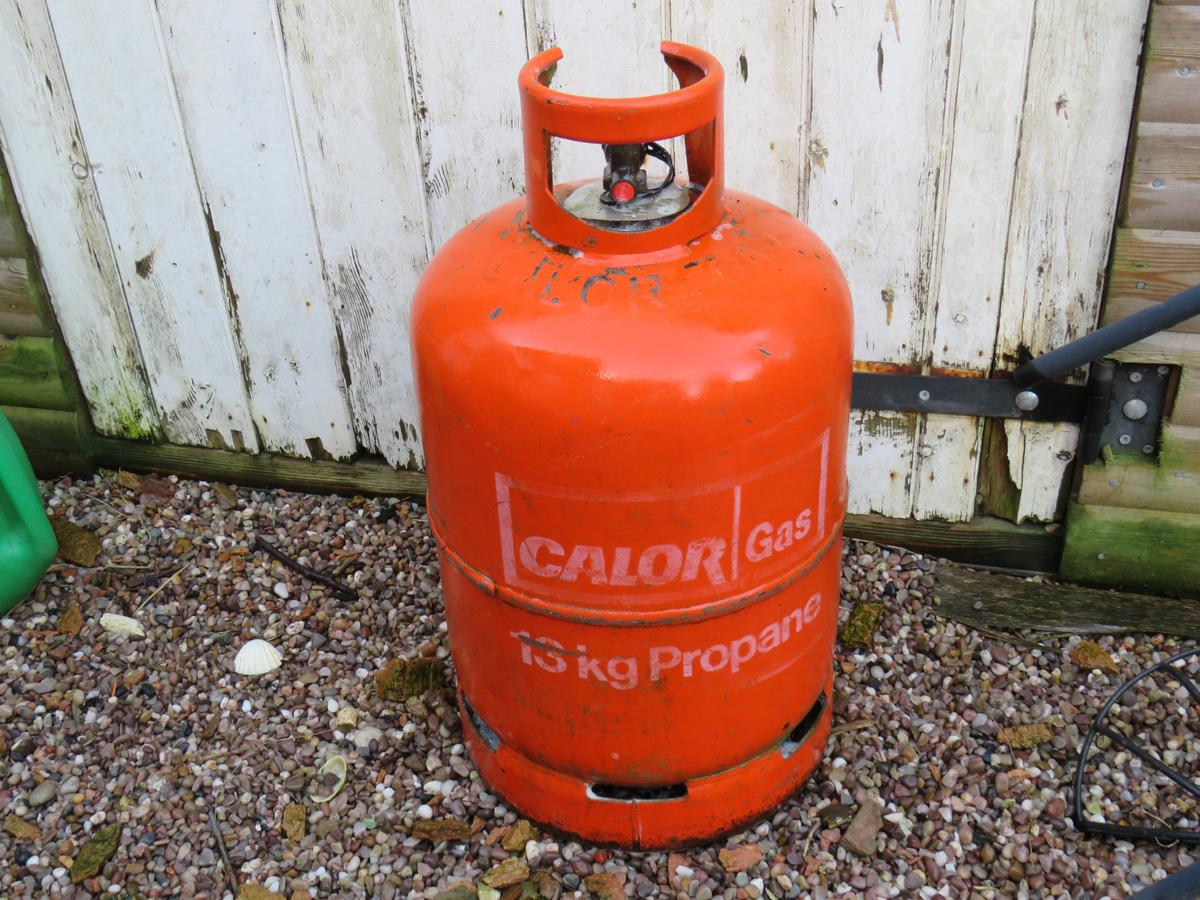 Calor Gas 13k Propane Gas Bottle in B63 Dudley for £20.00 ...