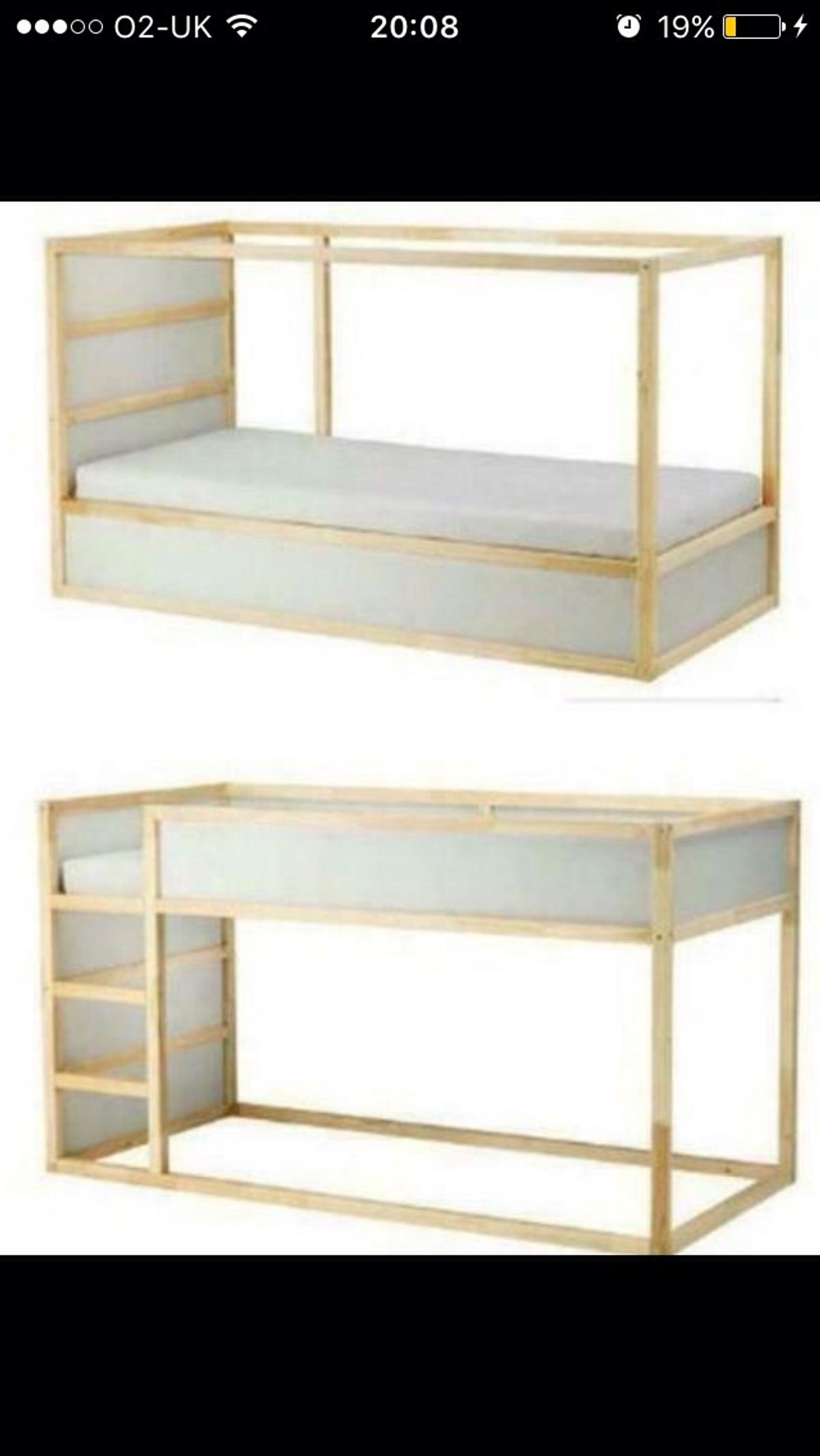 Picture of: Ikea Kura Bunk Bed Single Size Reversible In M14 Manchester For 70 00 For Sale Shpock