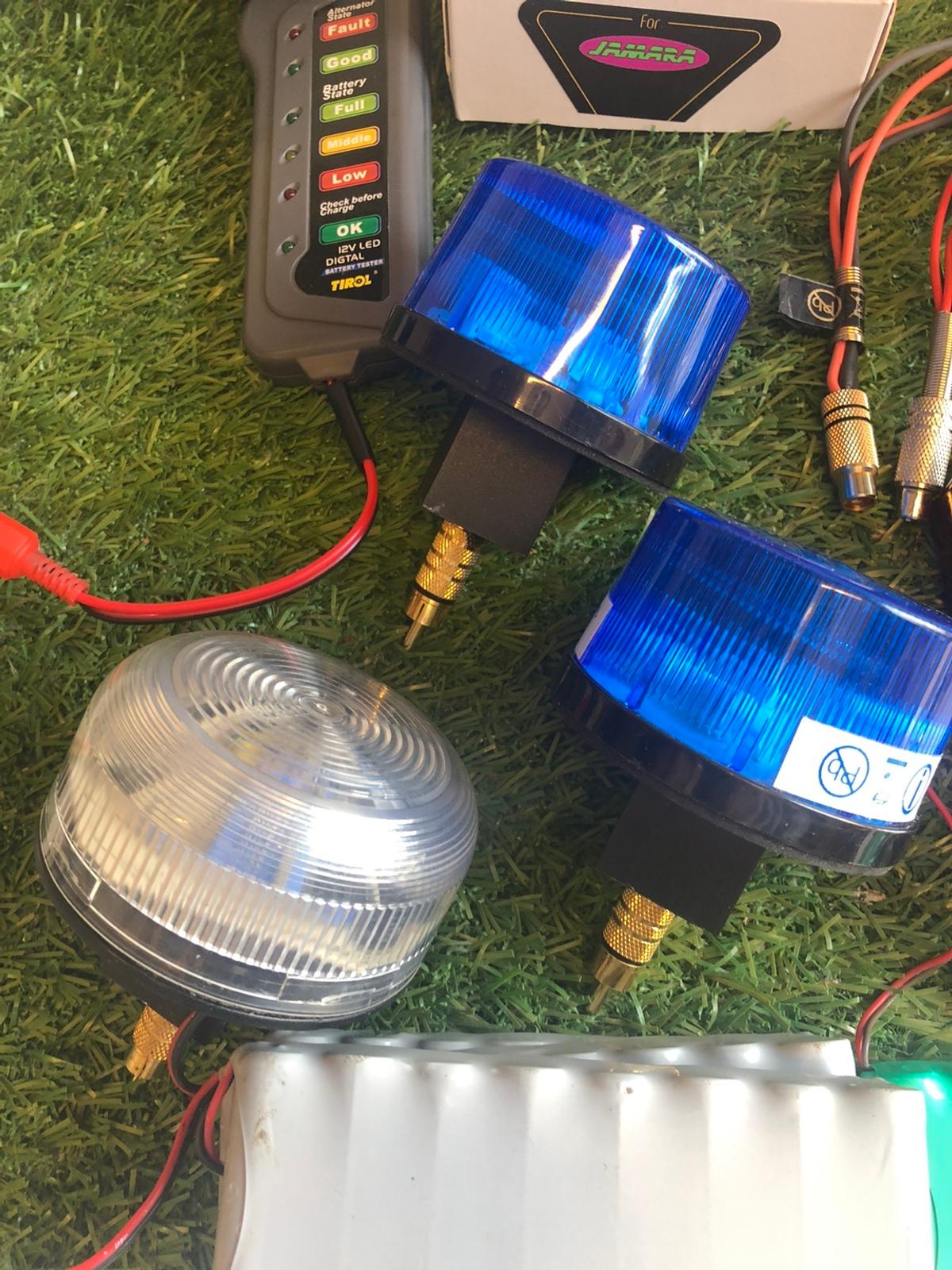 Fast Charger for Angling Technics Standard Bait Boat