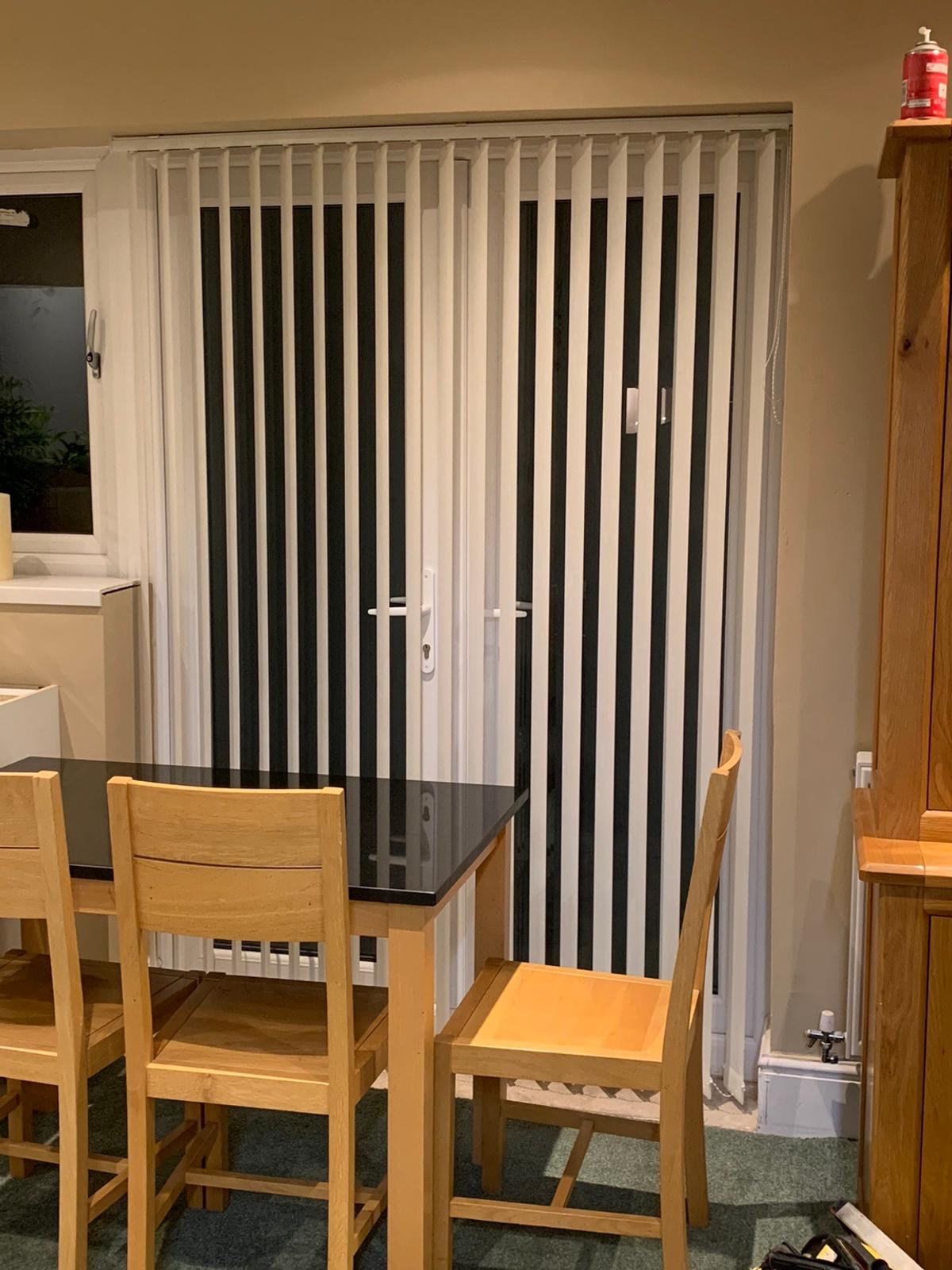 Vertical Blinds For Patio French Doors In Cw7 Winsford For 20 00 For Sale Shpock
