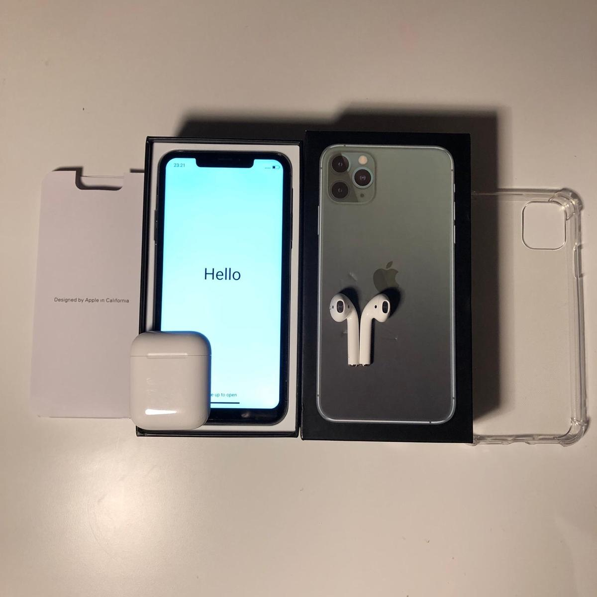 Iphone 11 Pro Max Airpods Add On In Wolverhampton For 850 00 For Sale Shpock