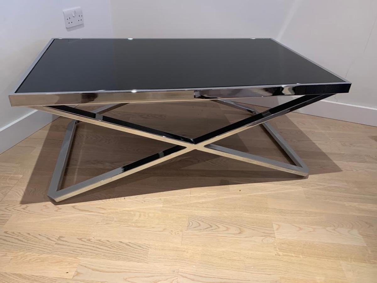 Square Coffee Table In Tw9 Thames For