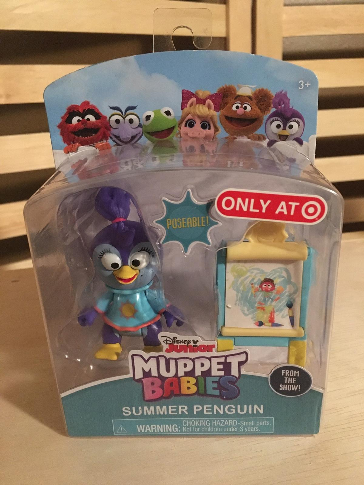 muppet babies figures Summer Penguin NEW in 04102 Portland