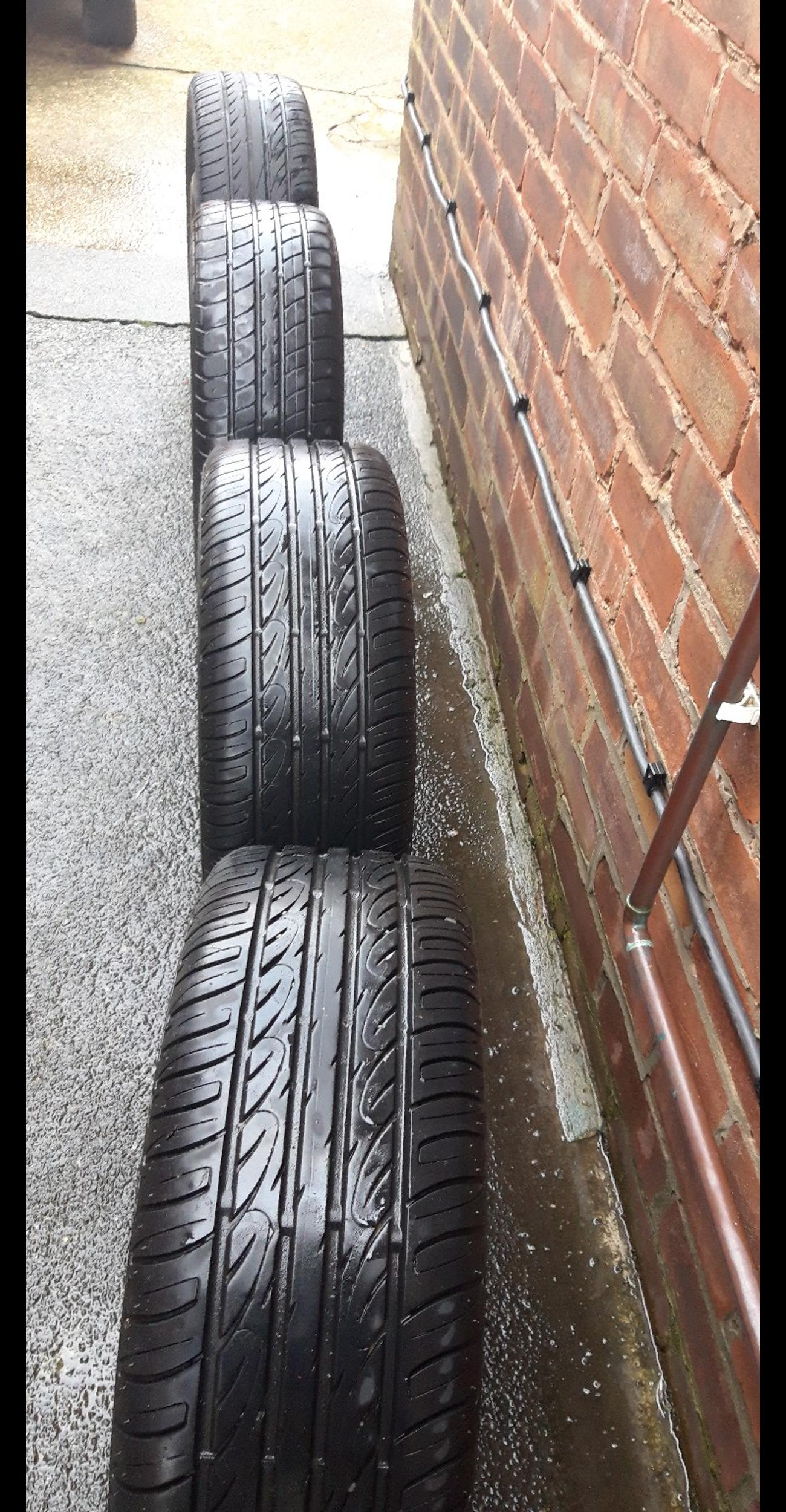 used car steel wheels and tyres. in FY2