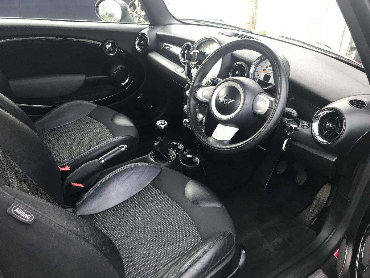 Mini Cooper 2008 1.6 Chilli Pack In S20 Rotherham For £