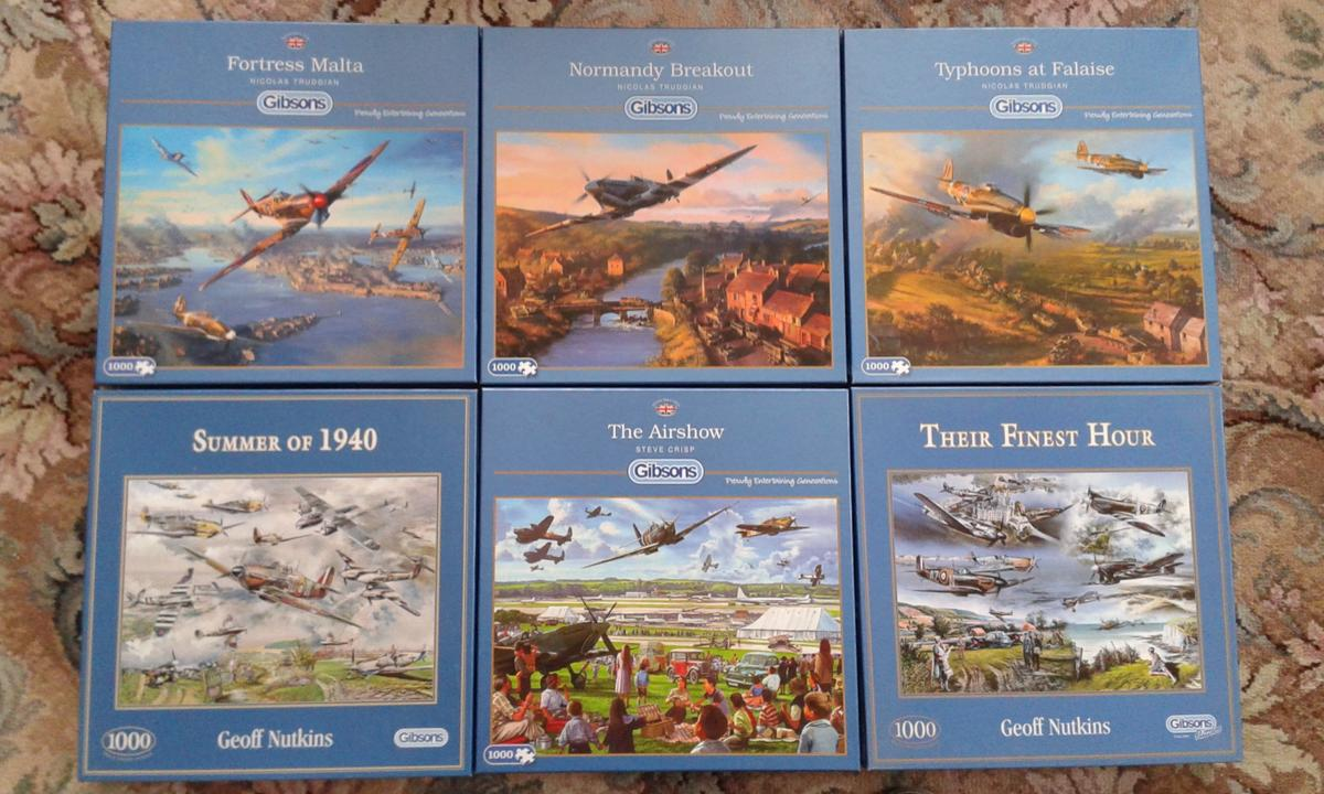 world war 2 jigsaw puzzles