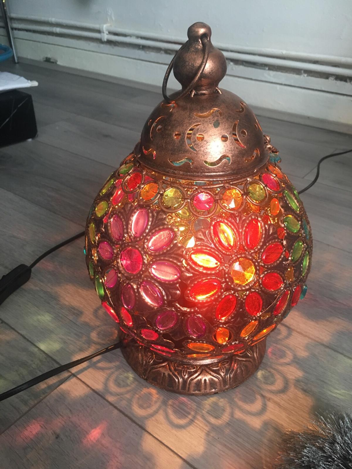 Moroccan Light Lamp In E2 Hamlets For 20 00 For Sale Shpock