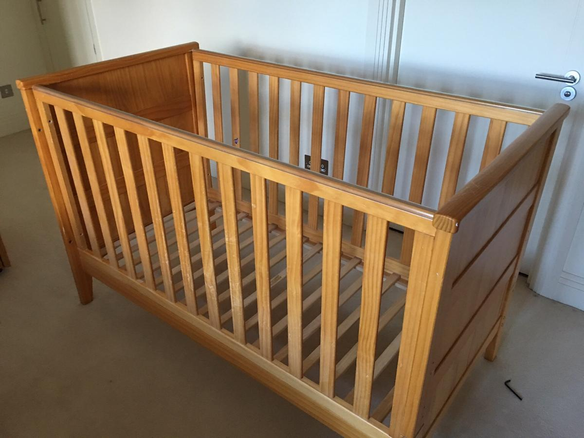 Baby Child Cot Bed In Sm2 London