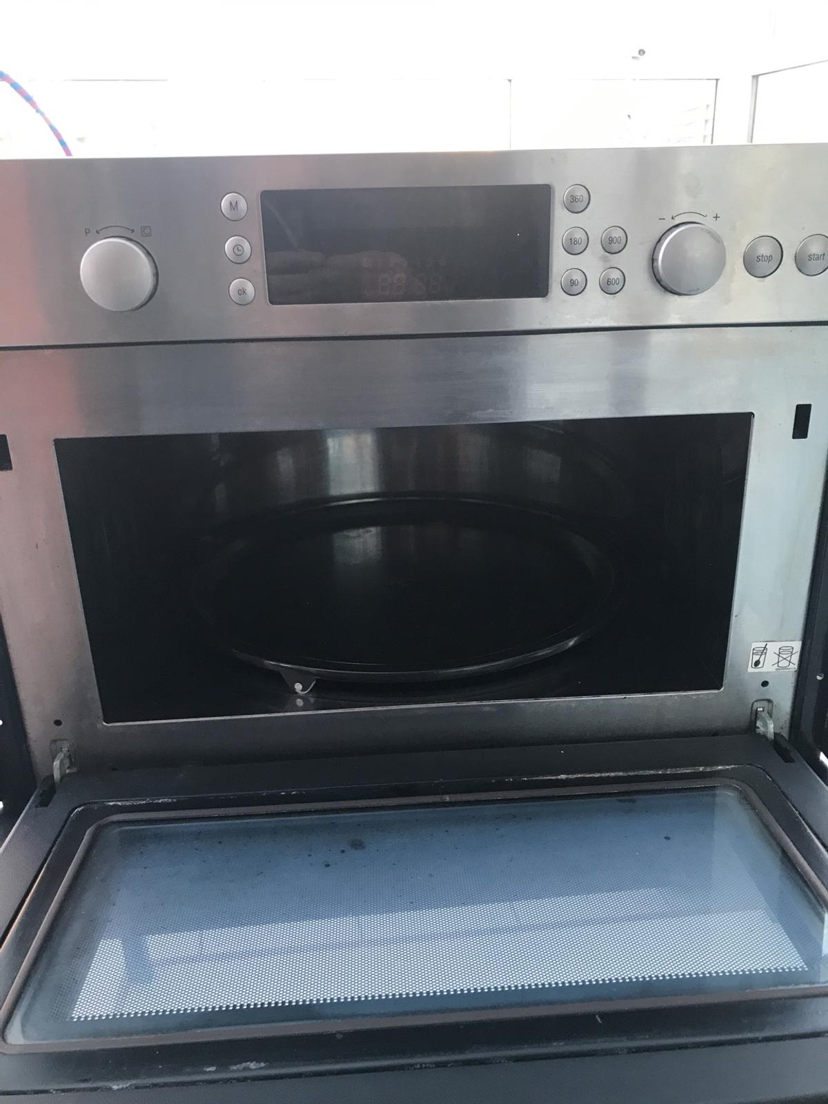 Bosch Quantumspeed Catering Combi Microwave In Worthing