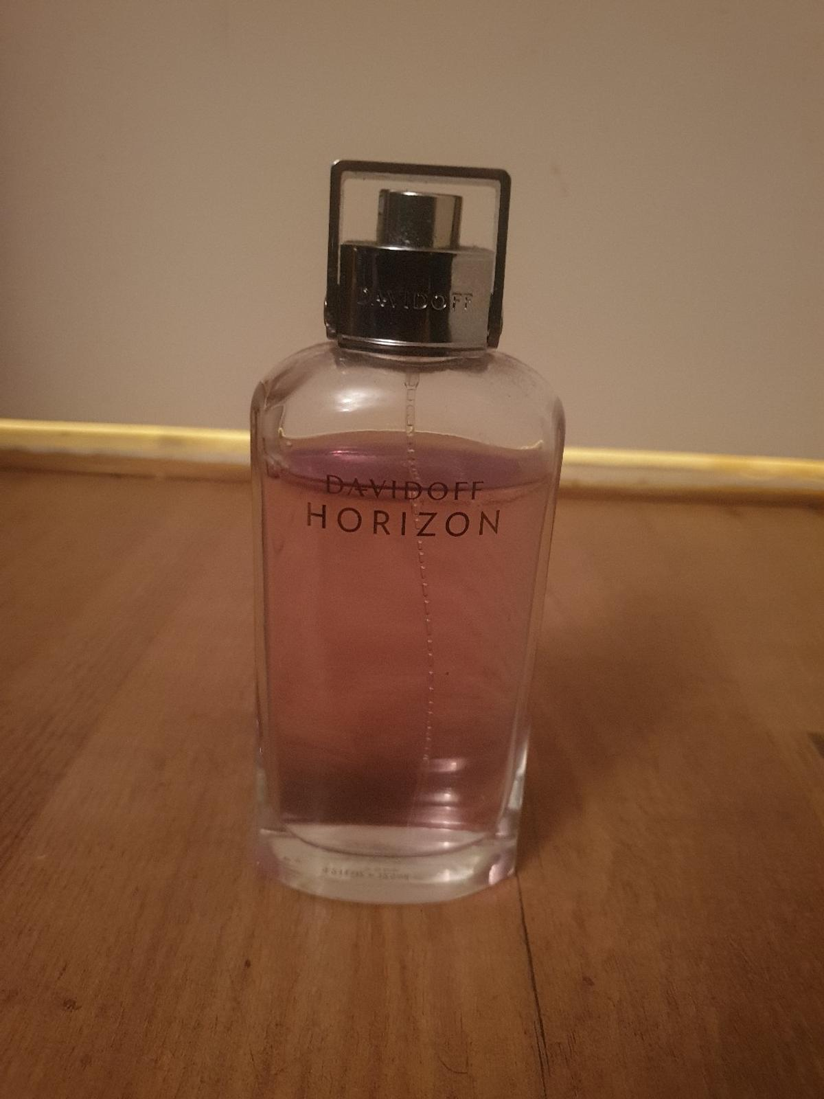 davidoff horizon 125ml bottle 100ml left in bottle £13 ono