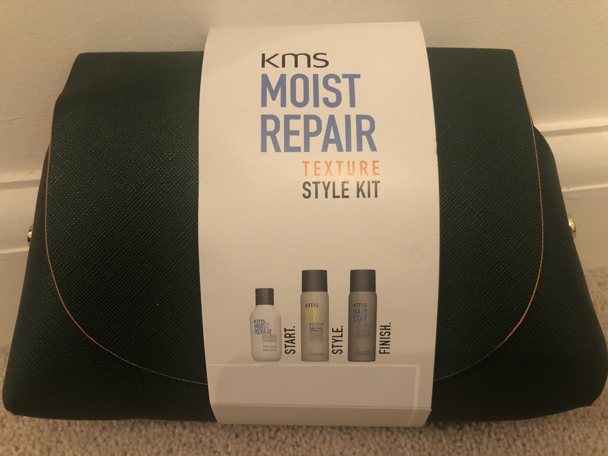 Brand new never opened Hair repair set Shampoo , conditioner and finish spray