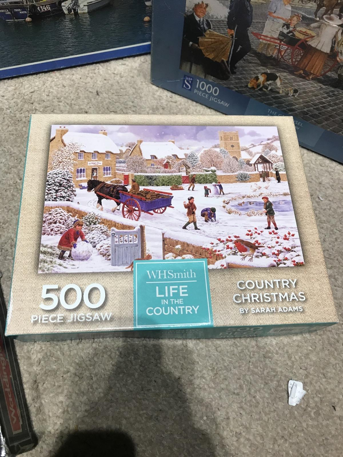 1000 pieces - £2 each 500 pieces - £1.50 each Collection Only