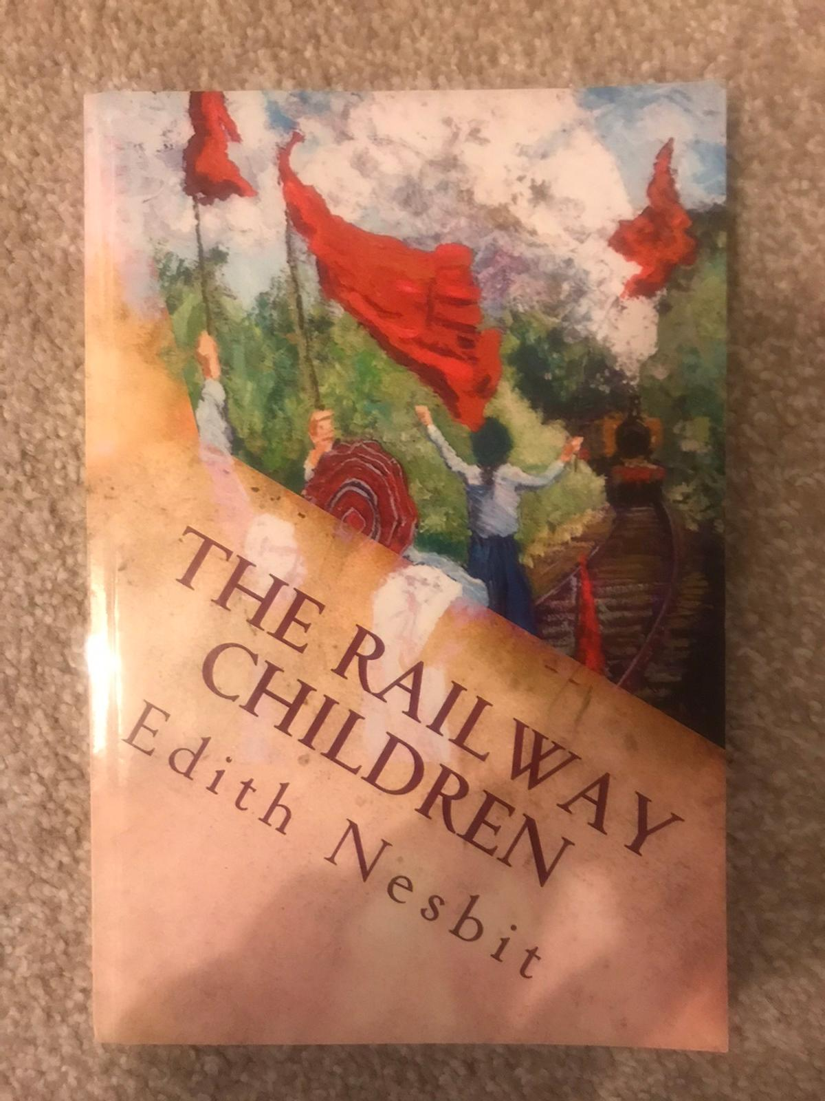 The Railway Children book by Edith Nesbit