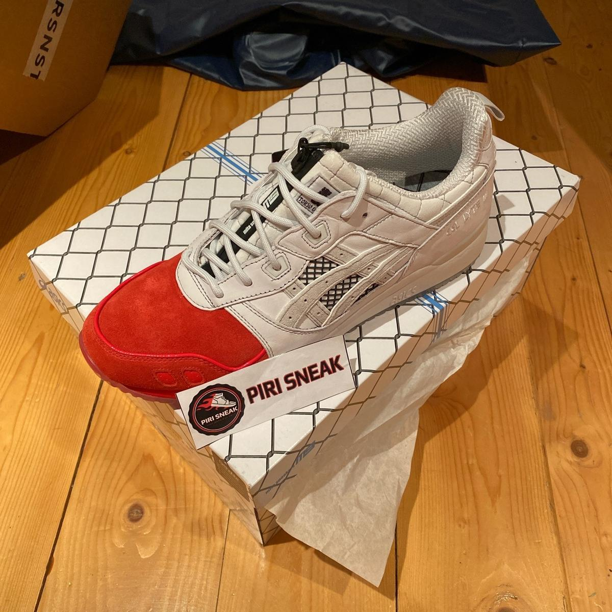 ASICS X MITA GEL-LYTE 3 OG TRICO 2020 – MITSUI X KUNII 30th Birthday - US12/UK11/EU46.5 - Deadstock - DS NEVER WORN  LOOKING FOR TRADE WITH US11 / UK10 - MEET IN LONDON